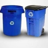55 Gallon Recycle Bins